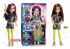 Liv Doll Twist & Dance Katie 2 in 1 Doll Spin Master NEW Sealed