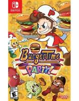 Burgertime Party (Nintendo Switch) (swixse81931)