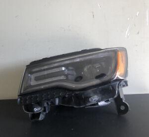 15' OEM Mopar Jeep Grand Cherokee Headlamp Left 68291045AA