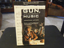 Gun, with Occasional Music by Jonathan Lethem (1995, Paperback, Revised)
