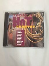 Today's Hot Country [Universal Special Product] by Various Artists (CD, Jan-1995