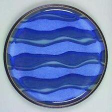 Denby, Blue Jetty, Water, Round Platter 13 inch  ~new~