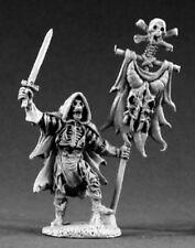 Dark Heaven Legends Reaper 02137 Skeleton Standard Bearer