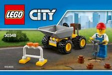LEGO CITY Construction 30348 Mini tombereaux NEUF 2016