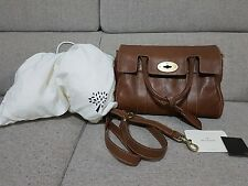 Mulberry Bayswater Satchel in Oak leather