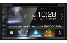 "Kenwood 2-DIN 6.8"" Touchscreen Car Stereo DVD Receiver with HD-Radio - DDX6704S"