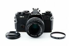 OLYMPUS OM-4 Camera w/ ZUIKO AUTO MACRO 50mm F3.5 Lens Japan [Very good]
