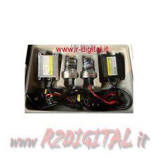 KIT XENON HID H7 6000K CENTRALINE SLIM + LAMPADE AUTO FARI XENO ULTRA BIANCHE