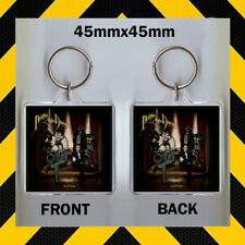 VICES & VIRTUES - PANIC AT THE DISCO -CD COVER KEYRING