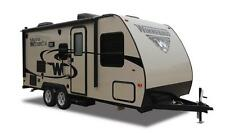 Winnebago MicroMinnie 2106DS American Caravan/Travel Trailer/RV/SlideOut/Showman