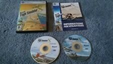 RARE Microsoft flight simulator x Edition professionnelle version FR COMPLET