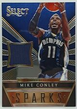 2014-15 Select Mike Conley Sparks Jersey Card 103/149