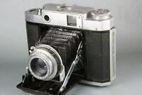 MAMIYA 6 Six Model V 6x6 Rangefinder Zuiko FC 7.5cm f/3.5 Camera #185