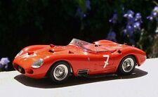 Maserati 450 S G.P. Svezia 57 N°7 Behra 7250 1/43 Bang Made in Italy