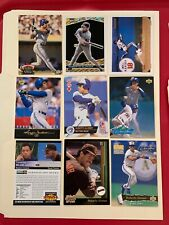 Roberto Alomar 1988-2003 RCs Inserts Parallels Oddballs NM to NM-MT You Pick!!!!