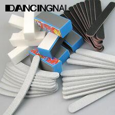 40pcs Sanding Block Manicure Acrylic UV Gel Nail Files Buffing Buffer Tools Set