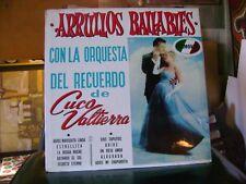 SEALED LATIN LP~CUCO VALTIERRA~ARRULLOS BAILABLES~ORQUESTA~ADIOS MARIQUITA LINDA