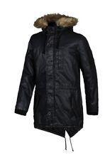 adidas Neo Mens Jacket Black S90298 L
