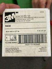 5430 / 3M Squeak Reduction Tape / 1 In X 3 Yd / Made In USA