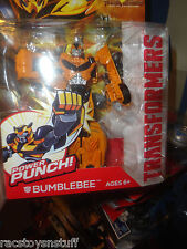 TRANSFORMERS POWER PUNCH BUMBLEBEE, NEVER OPENED.