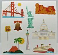 Landmark 2 Strips Paper Whisper Grossman/'s Giant Stickers Mrs London