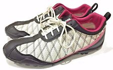 FootJoy Summer Series 98968 Mesh Golf Sneaker Shoes White Black Pink Women's 8 M