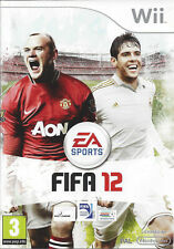 FIFA 12 for Nintendo Wii for Nintendo Wii - with box & manual - PAL