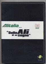 60 anni ALITALIA presenta SULLE ALI DI UN SOGNO Pino Insegno - DVD -687