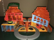 Thomas The Tank Engine Train Take Along Sodor Mining Co. Mountain W/2 Pcs Track