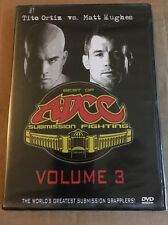 Best of ADCC Volume 3 DVD Submission Wrestling UFC Pride Fights - Vitor Belfort