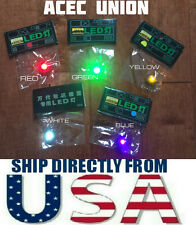 5 X High Quality MG 1/100 QANT Raiser Gundam LED Lights MULTICOLOR - U.S. SELLER