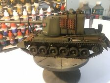 1/35 Built And Weathered British Tank Destroyer Prototype Fv4005 Stage 2