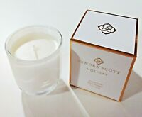 Kendra Scott Holiday Scented Candle Single Wick Soy Wax 30 Hours New in Box