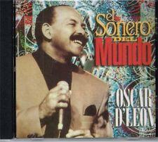 Oscar D'Leon El Sonero del Mundo  BRAND NEW SEALED CD
