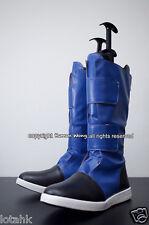 DBZ Resurrection F Goku Boots Cosplay SHOES Custom Made <lotahk>