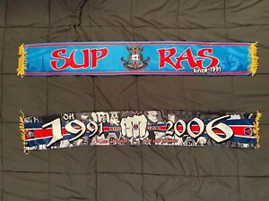 Echarpe PARIS - PSG - 1991-2006 ULTRAS PARIS