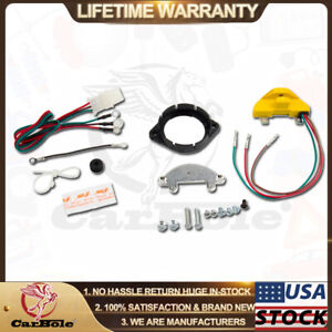 2010ACC Ignition Dist Conversion Kit Distributor Point Eliminator Kit For Buick