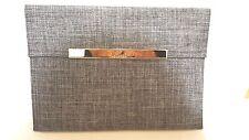 "ADOPTED - Soho 10"" Universal Sleeve - Ash Gray/Gold fabric"