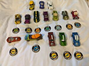 Vintage hot wheels redlines lot