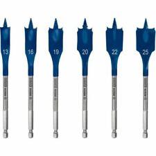 Bosch Expert Selfcut Speed Flachfräsbohrer-set, 13 /16/19/20/ 22/25 MM, 6-tlg