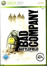 Battlefield - BAD COMPANY - XBOX 360