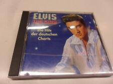 CD  Elvis Presley  – The King (Die Hits Der Deutschen Charts)