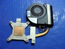 "HP EliteBook 8440P 14"" Genuine Laptop CPU Cooling Fan with Heatsink 594051-001"
