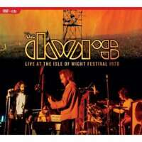The Doors - Live At The Isle Of Wight Festival 1970 NEW DVD+CD