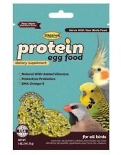 Higgins Protein Egg Food (5oz) +FREE SHIPPING & DONATION!