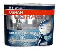 2 AMPOULES H1 OSRAM NIGHT BREAKER PLUS PORSCHE 911 993 911 964 12V 55W