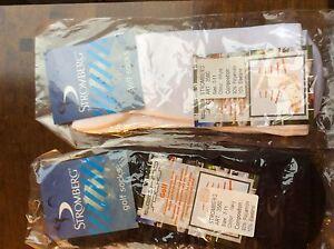 Stromberg Techno Golf Socks - Buy 1 Navy Pair & Get 1 White Pair Free of Charge