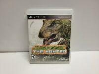 Jurassic The Hunted (Sony PlayStation 3, 2009) PS3 TESTED Fast Shipping