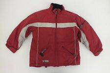 Airwalk Evolution Series Red Fully Insulated Jacket Youth Size 10/12 LOOK