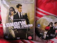 London Boulevard (DVD, 2011) colin farrell, keira knightley, ray winstone